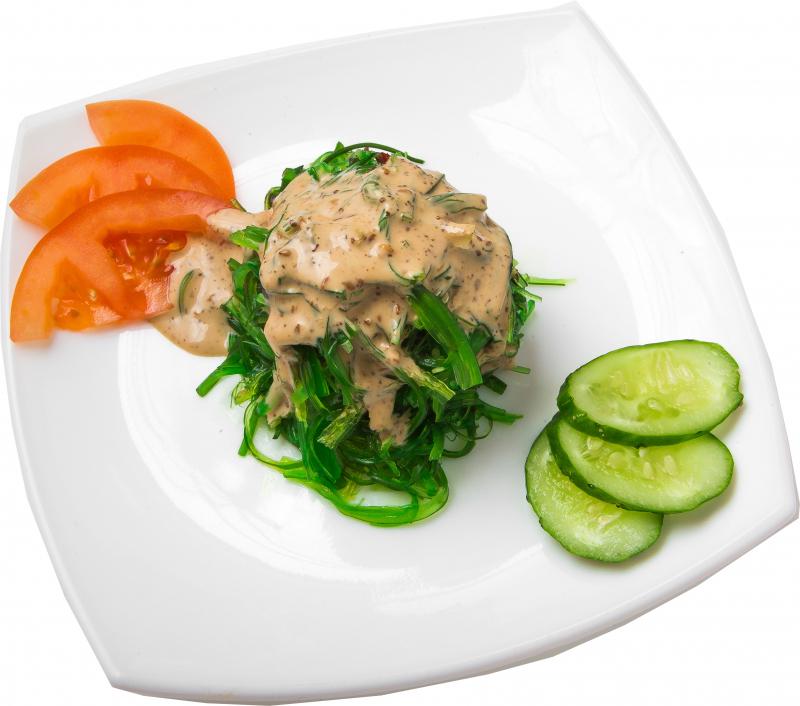 Чука - салат